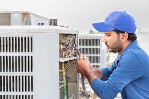 AC repair technician
